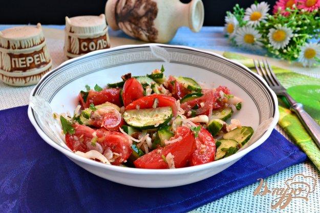 фото рецепта: Мегрельский овощной салат