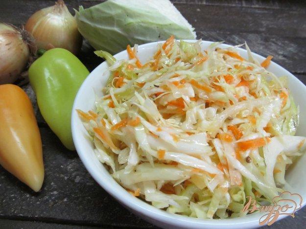 фото рецепта: Капустный салат или маринованная капуста