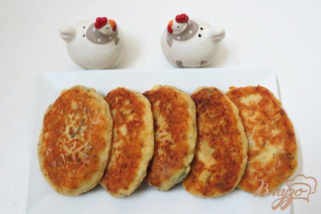 фото рецепта: Лепёшки из картошки