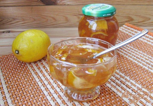 фото рецепта: Лимонное варенье