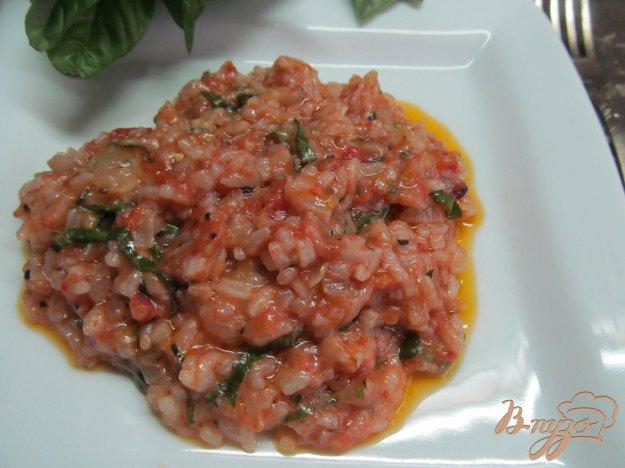 фото рецепта: Помидорный рис