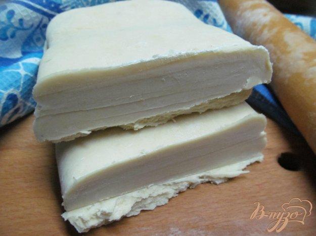 фото рецепта: Слоеное тесто