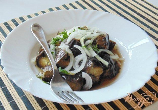 фото рецепта: Баклажаны соленые