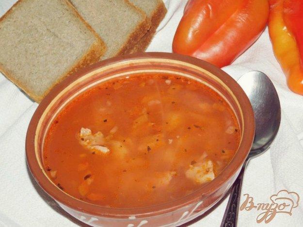 фото рецепта: Томатный суп