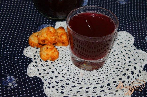 фото рецепта: Морс из домашнего винограда