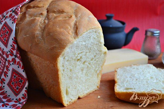 фото рецепта: Хлеб на молочной сыворотке