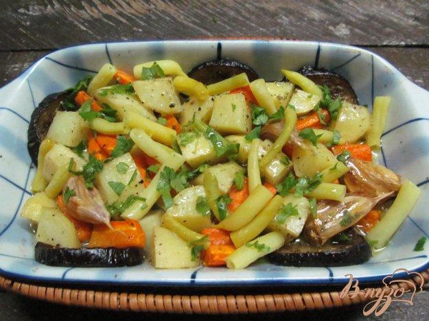 фото рецепта: Запеченные овощи