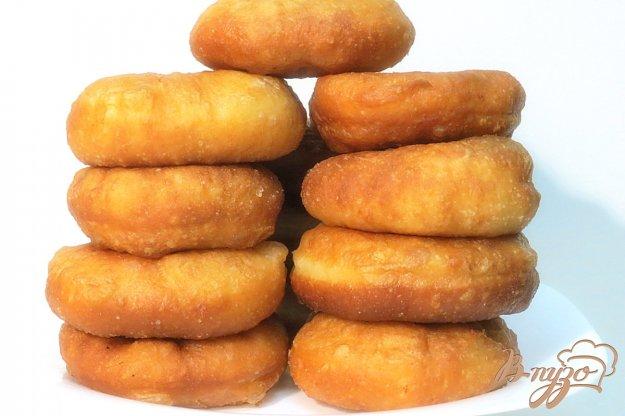 фото рецепта: Пирожки жареные с ливером