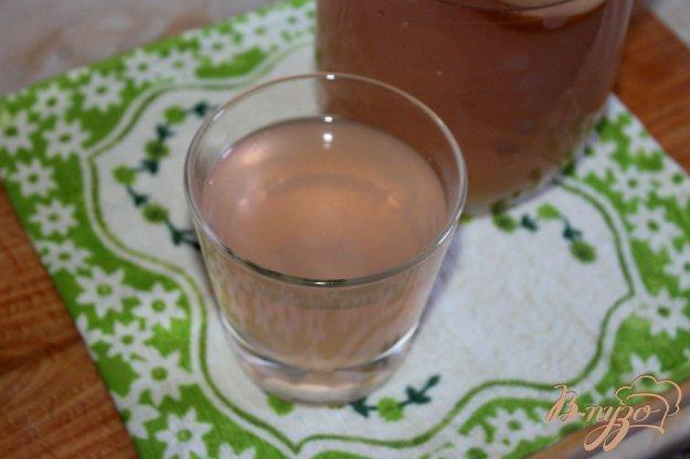 фото рецепта: Компот из слив, яблок и груш