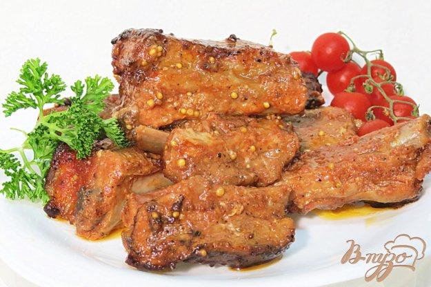 фото рецепта: Рёбра свиные запеченные