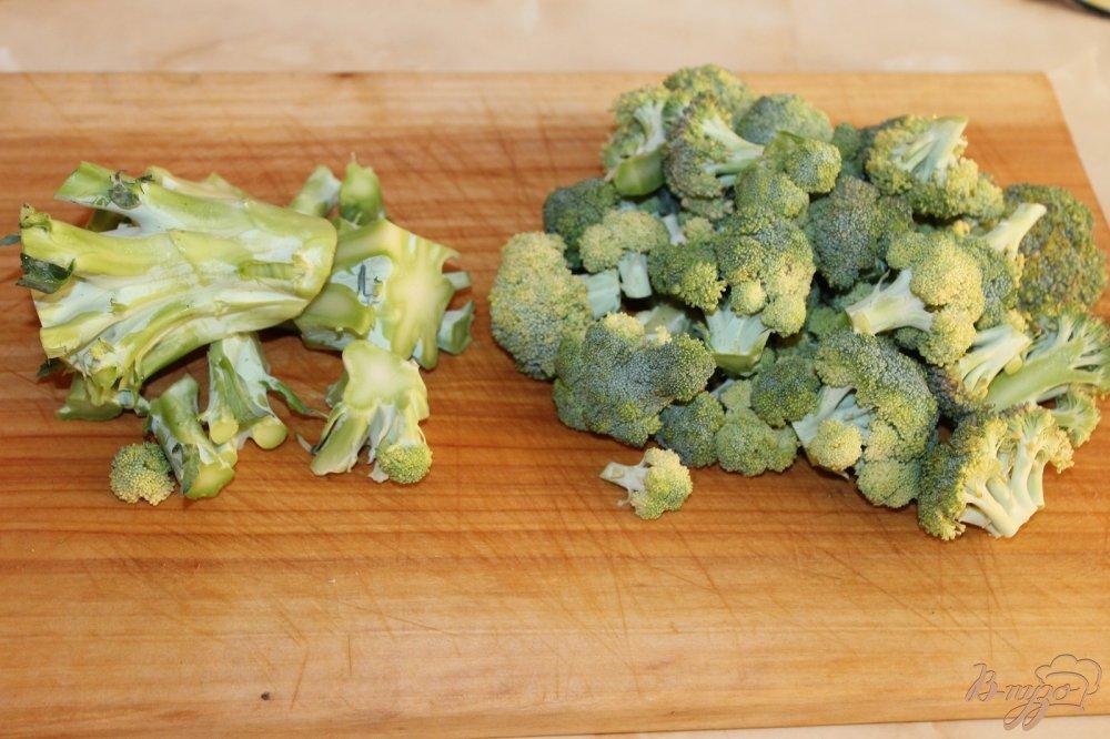 Замороженные брокколи в духовке рецепт 121