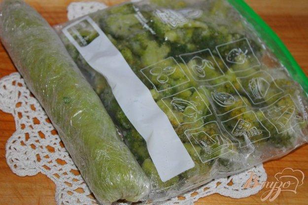 фото рецепта: Два вида заморозки брокколи на зиму