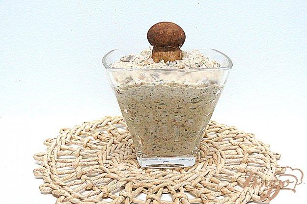 фото рецепта: Соус с белыми грибами