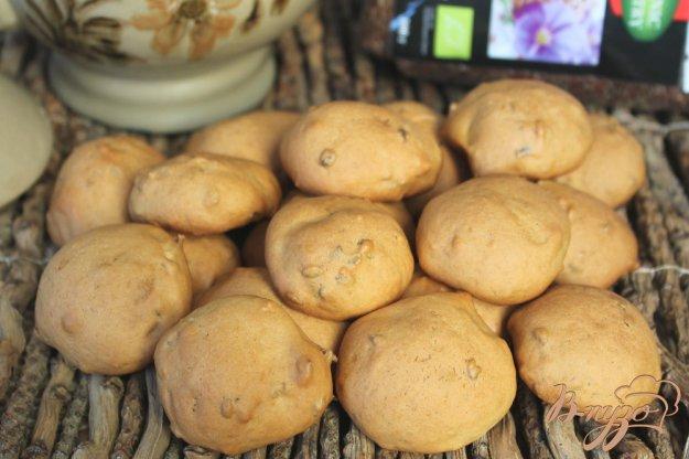 фото рецепта: Сметанное печенье с семенами льна