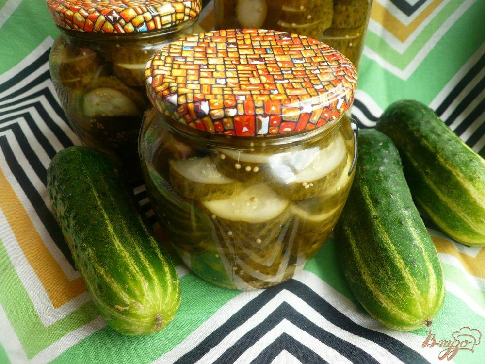 Огурцы по-китайски с зернами горчицы на зиму рецепты с фото пошагово
