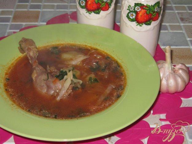 фото рецепта: Борщ из утки