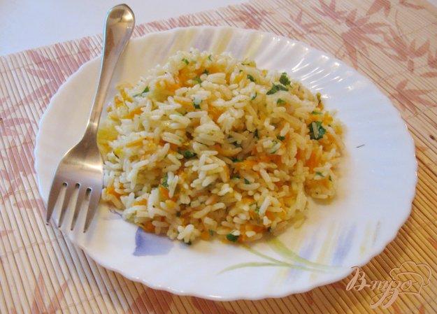 фото рецепта: Рис в сковороде
