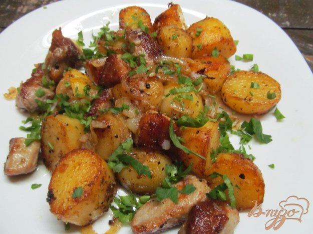 фото рецепта: Оджахури - картофель со свининой