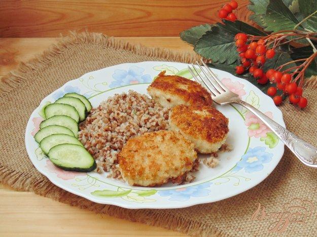 фото рецепта: Котлеты с имбирем и чесноком