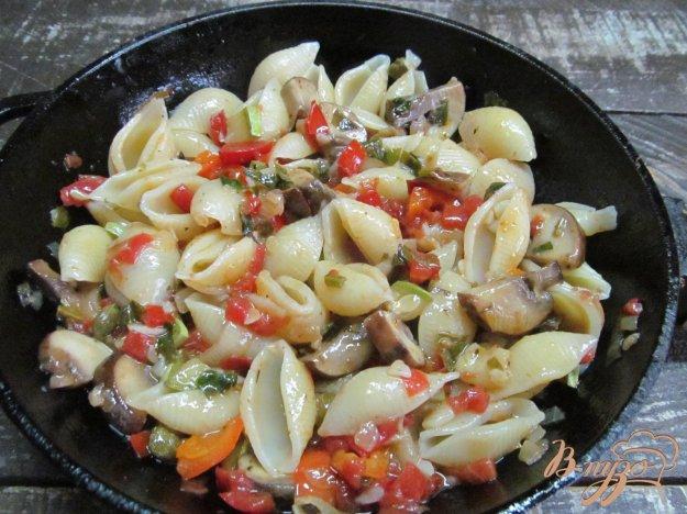фото рецепта: Овощной соус с пастой