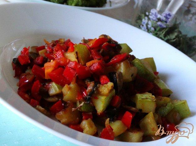 фото рецепта: Овощной гарнир бренуаз