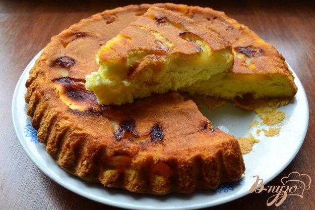 фото рецепта: Простая яблочная шарлотка