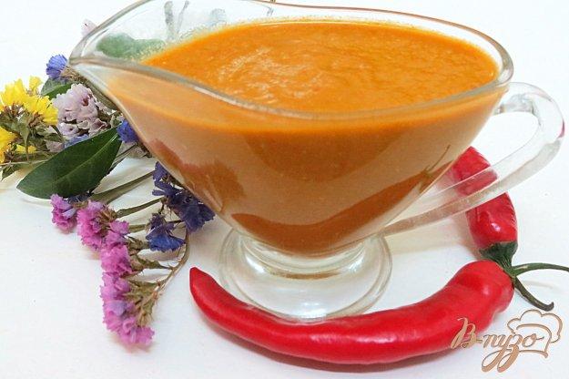 фото рецепта: Домашний  cоус табаско