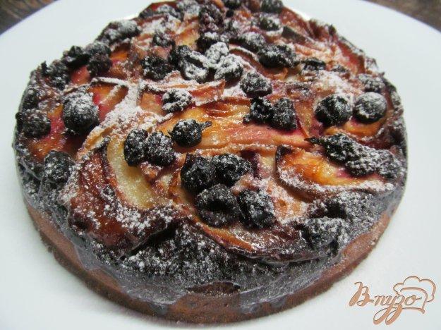 фото рецепта: Пирог с фруктами