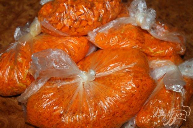 фото рецепта: Морковь в заготовку на зиму