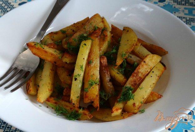 фото рецепта: Картофель жареный по рецепту Константина Ивлева