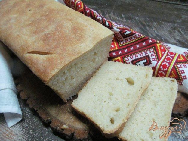 фото рецепта: Бутербродный хлеб