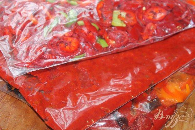 фото рецепта: Заготовка сладкого перца на зиму, три вида