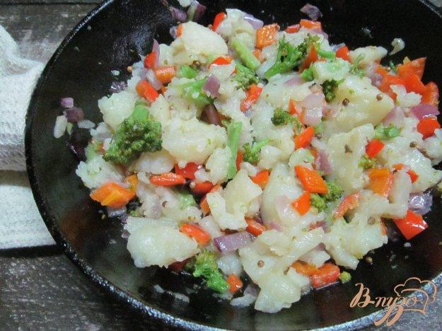 фото рецепта: Овощное рагу диетическое