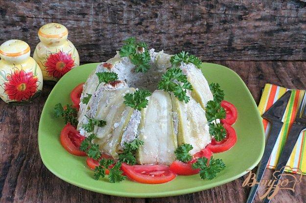 фото рецепта: Запеканка из кабачков с фаршем