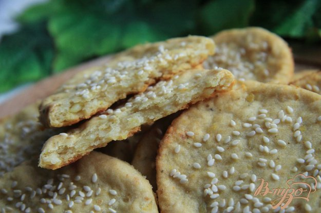 фото рецепта: Картофельные бездрожжевые лепешки, запеченные в духовке