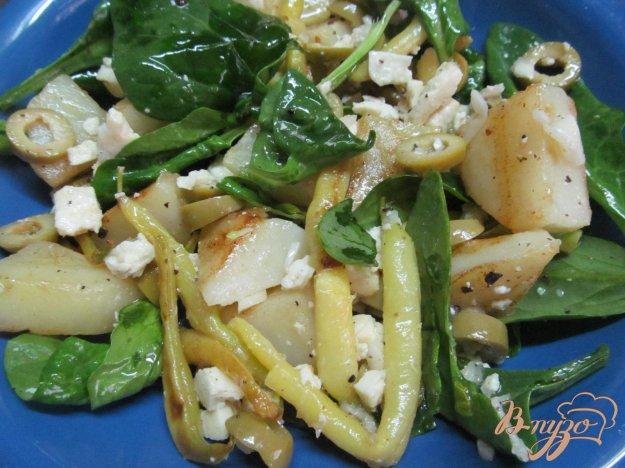 фото рецепта: Картофельный салат гриль