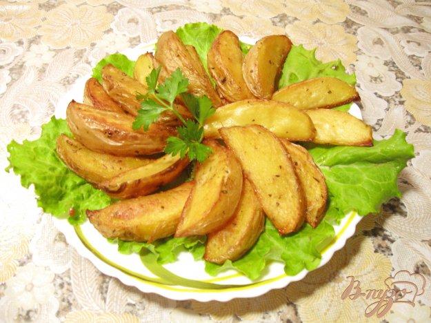 фото рецепта: Картофель по - деревенски