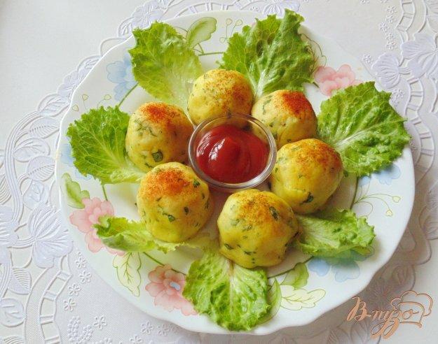фото рецепта: Картофельные шарики