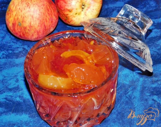 фото рецепта: Яблочное варенье дольками