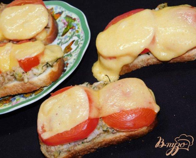 фото рецепта: Горячие бутерброды