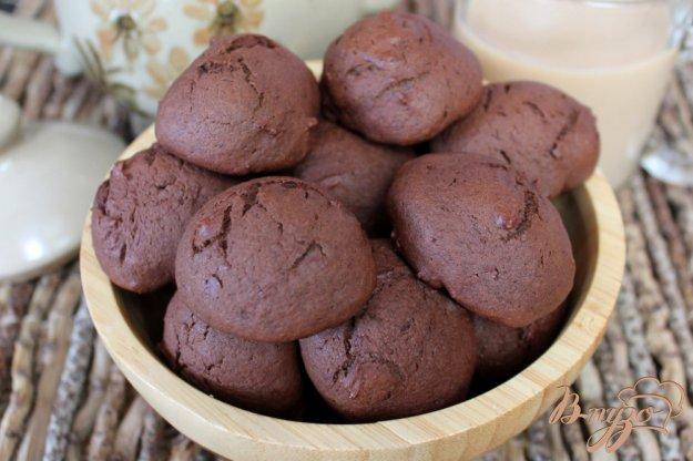 фото рецепта: Печенье шоколадное
