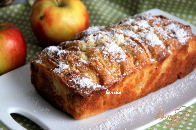 фото рецепта: Яблочный пирог от бабушки Эммы