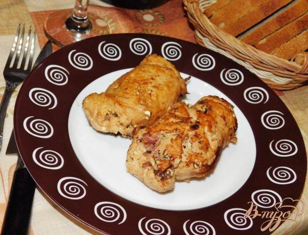 фото рецепта: Куриные рулеты