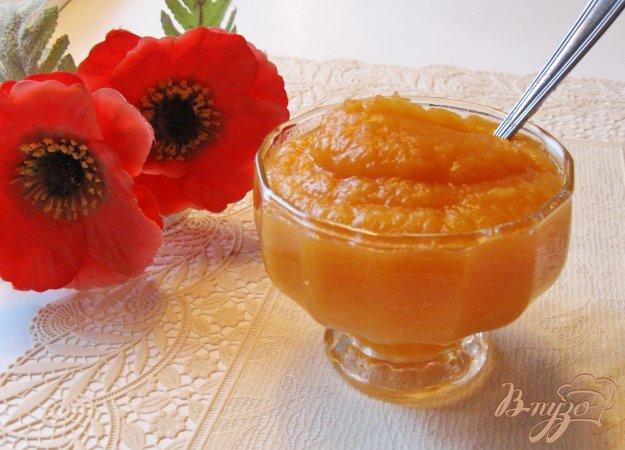 фото рецепта: Яблочно-тыквенное пюре