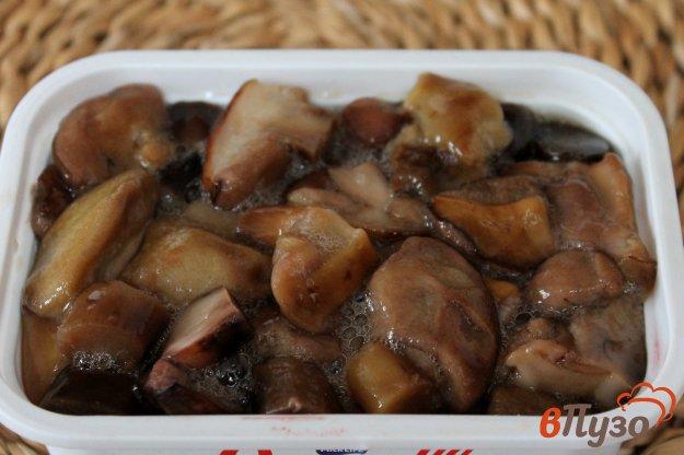 фото рецепта: Лесные грибы замороженные на зиму