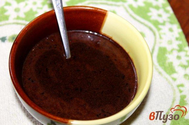 шоколадная глазурь со сметаной