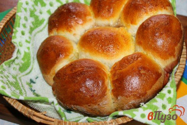 фото рецепта: Духовые пирожки со сливами