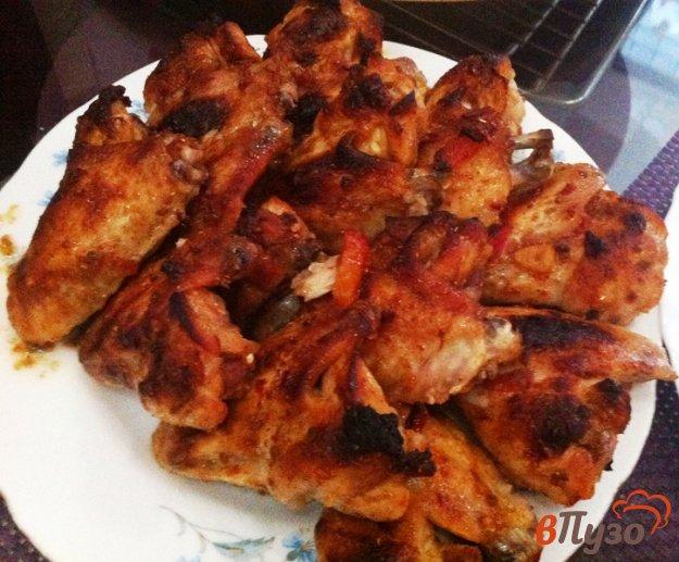 фото рецепта: Крылья куриные барбекю