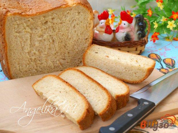 фото рецепта: Картофельный хлеб в хлебопечке