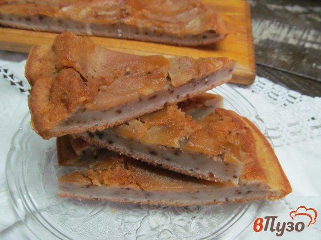 фото рецепта: Пирог с яблоком